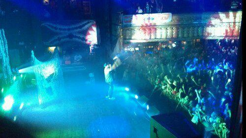 Tyga performing in Chicago @ the House of Blues